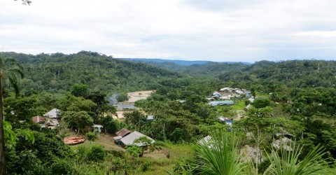 Village of Canelos, Pastaza