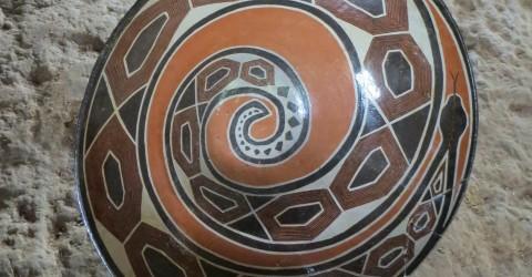 Mocahua ceramics